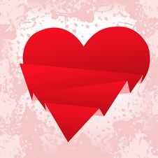 Free Broken Heart Royalty Free Stock Images - 18047719