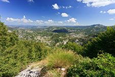 Free Views Over Montenegro Stock Image - 18048771