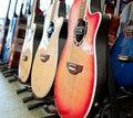 Free Guitars Royalty Free Stock Photos - 18052618