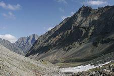 Free Transbaikal Mountains Royalty Free Stock Photo - 18053165