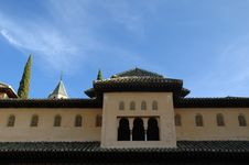 Free Alhambra Stock Photography - 18053642