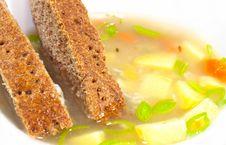 Free Fresh Soup Stock Photography - 18053752