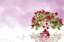 Free Romantic Rouses Stock Photo - 18053780