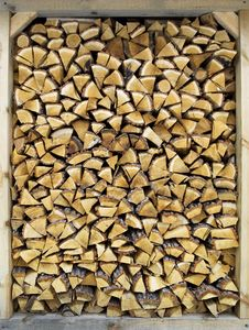 Free Firewood Background Stock Photography - 18054342