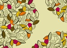 Free Floral Background Royalty Free Stock Images - 18055609