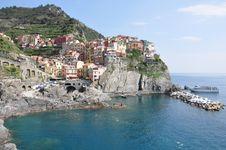 Free Cinque Terre Stock Photos - 18057143