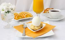 Free Breakfast Stock Photography - 18057682
