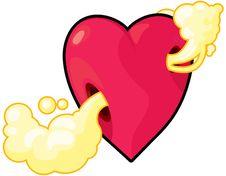 Free Heart Royalty Free Stock Photo - 18058135