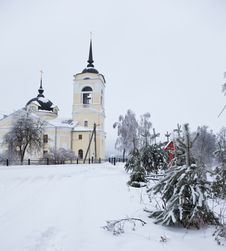 Free Church Royalty Free Stock Photos - 18058708