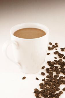 Free Coffee Royalty Free Stock Photography - 18059267