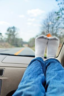 Free Comfortable On The Road Royalty Free Stock Images - 18060259