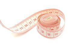 Free Measuring Tape Royalty Free Stock Images - 18060829
