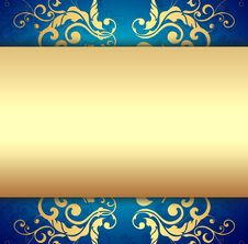Elegant Golden Background