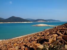 Free Man Yee Reservoir Close Up Stock Images - 18061564