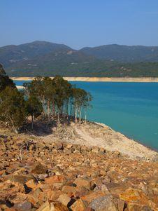 Free Man Yee Reservoir Close Up Royalty Free Stock Image - 18061566