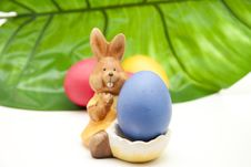 Free Easter Bunny Royalty Free Stock Photos - 18062178