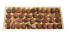 Free Box Of Chocolates Stock Photography - 18062542
