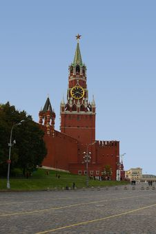 Free The Kremlin Stock Photography - 18062602