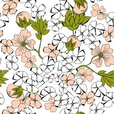 Free Seamless Pattern Stock Image - 18063381