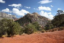 Free Red Rock Canyon Stock Image - 18063541