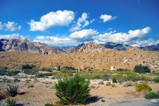 Free Red Rock Canyon Stock Photos - 18063753