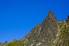 Free Mountain Landscape Royalty Free Stock Image - 18064296
