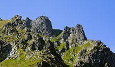 Free Mountain Landscape Royalty Free Stock Photo - 18064325