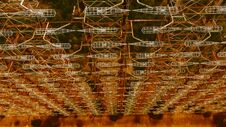 Free Duga Radar, Chernobyl, Aerial View Royalty Free Stock Image - 180676316