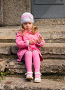 Free Little Girl Stock Photography - 18071612