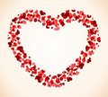 Free Hearts Frame Stock Image - 18075881