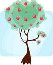 Free Tree Hearts Stock Photography - 18078602