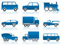 Free Car Icon Royalty Free Stock Photography - 18079997