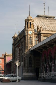 Free Haydarpasa Railway Station Stock Photo - 18070500