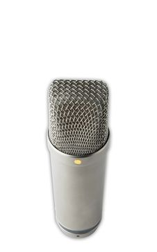 Free Studio Microphone Stock Images - 18071584