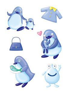 Free Cartoon Set 014 Stock Photos - 18074353