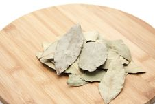Free Bay Leaves Stock Photography - 18075362