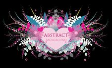 Free Vector Abstract Background Stock Image - 18076231