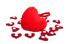 Free Valentine S Heart Stock Photos - 18077193