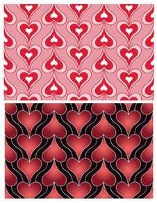 Free Heart Pattern Stock Images - 18077444