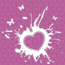 Free Vector Heart Stock Photo - 18077800
