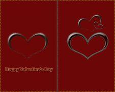 Free Valentine S Card Stock Photo - 18078040