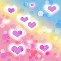 Free Hearts Royalty Free Stock Photo - 18087475