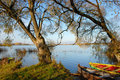 Free Boat Resting Place Royalty Free Stock Photos - 18089978