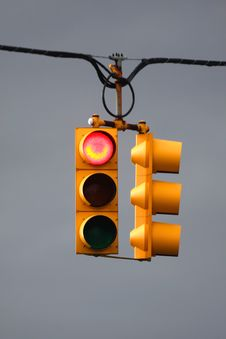 Free Traffic Light Stock Photos - 18081223