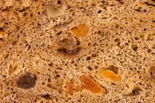 Free Cut Bread With Raisin And Dried Apricots Stock Photos - 18081243