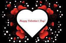 Free Valentine S Day Background Royalty Free Stock Photo - 18084665