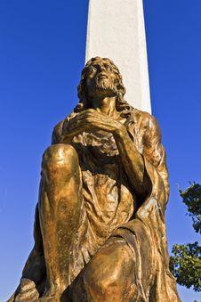 Free Jesus On Prayer Stock Photos - 18084683