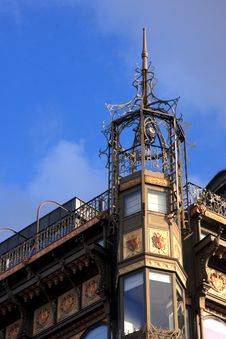 Ornate Building Stock Photography