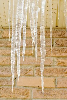Free Icicles Royalty Free Stock Images - 18085439