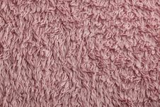 Free Pink Towel Fabric Background Stock Photos - 18086623